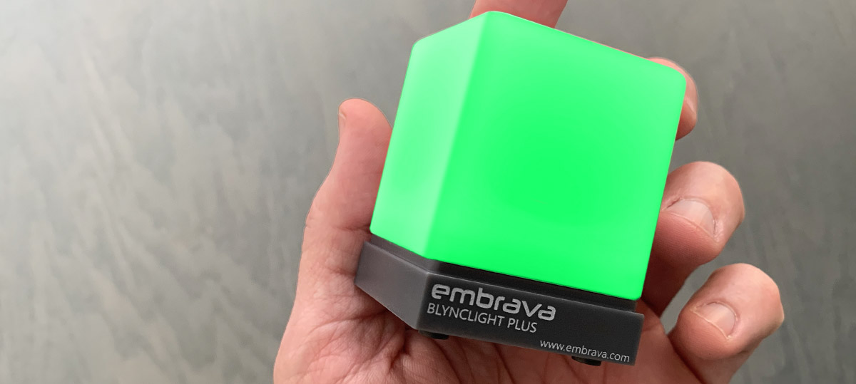 Embrava Blynclight Plus Green