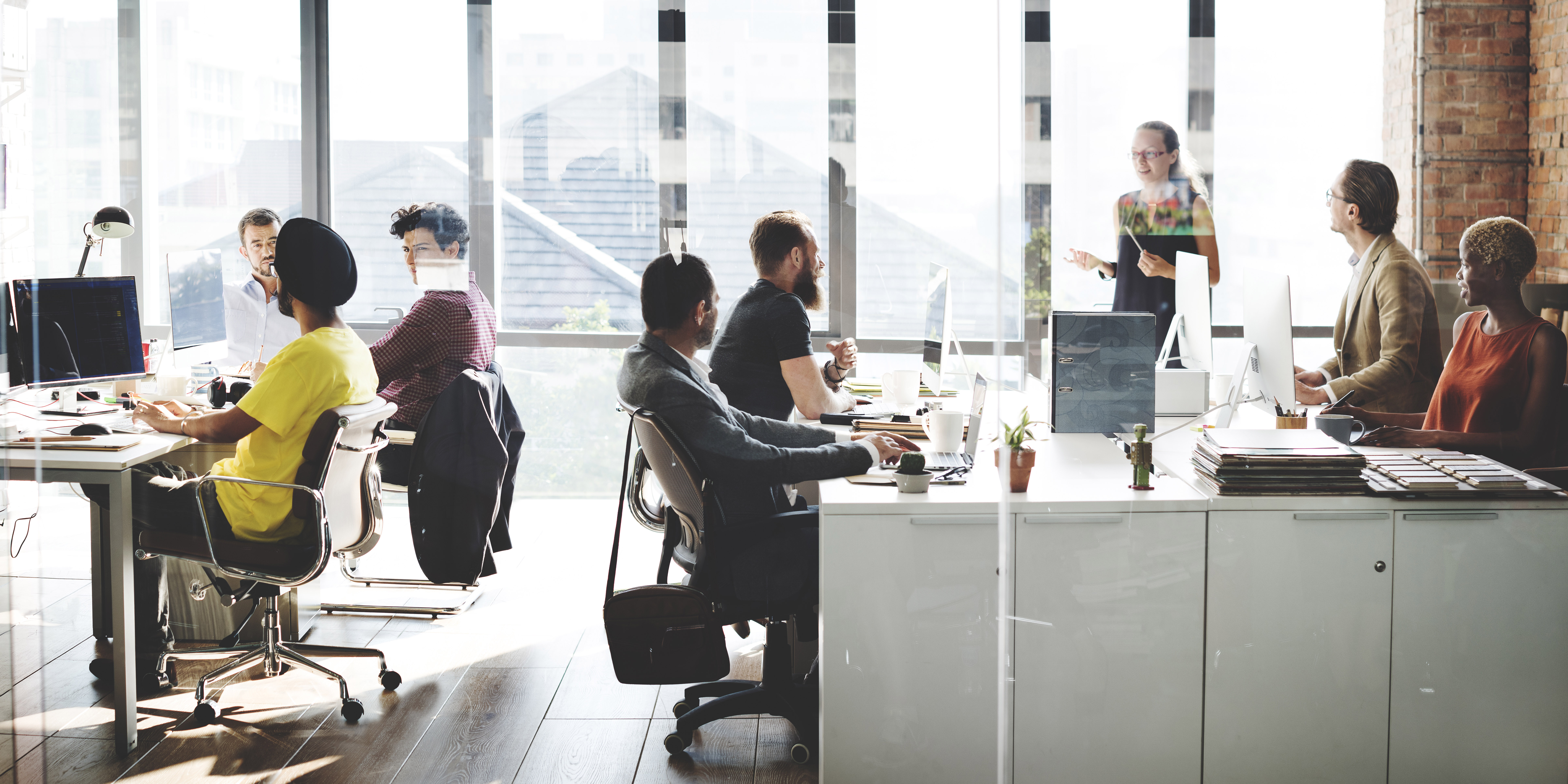 How Open Offices are Hurting Your Bottom Line - and How to Fix It